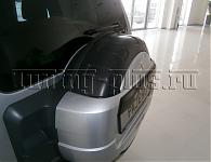 HONDA CIVIC 06-09 - 4D RR STYLE - Cпойлер на крышу багажника АВS